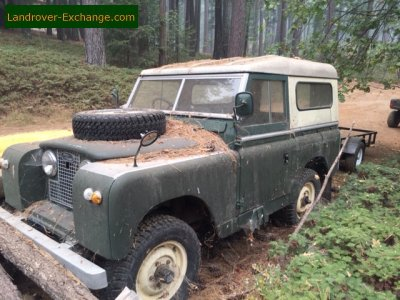 land rover series 2 for sale in california 5675 more used land rovers for sale landrover. Black Bedroom Furniture Sets. Home Design Ideas
