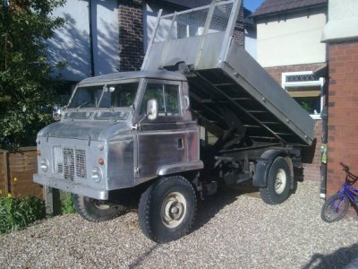 Land Rover 2B Forward Control for sale in Cheshire 1812 ...