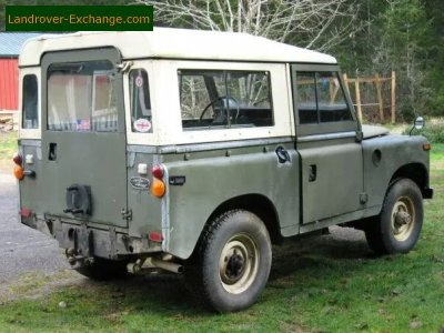 land rover series for sale in washington 5538 more used land rovers for sale landrover. Black Bedroom Furniture Sets. Home Design Ideas