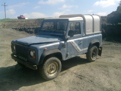 Land Rover Defender 90 for sale in Lancashire 4047 More Used