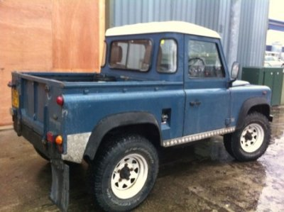 Used Land Rovers For Sale >> Land Rover Defender 90 For Sale In Lancashire 3682 More Used