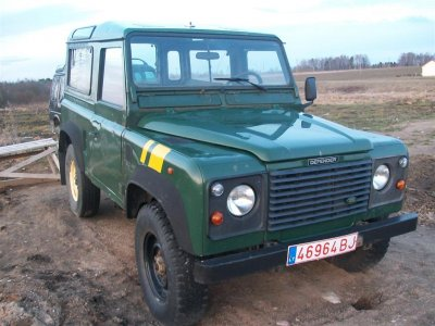 1996-Land-Rover-Defender-90-for-sale-in-Lithuania_4387