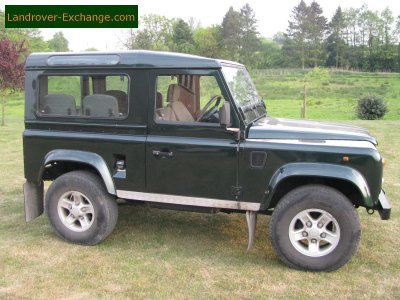 rover features land condition com for defender olivers classics sale landrover used oliversclassics