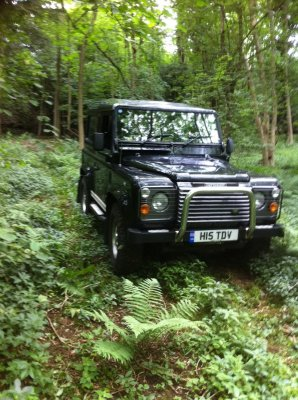 2000-Land-Rover-Defender-90-Anti-theft-for-sale-in-Surrey_5351