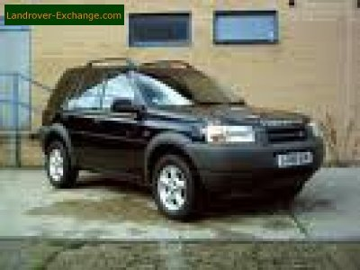 land rover freelander for sale in cheshire 2659 more used. Black Bedroom Furniture Sets. Home Design Ideas